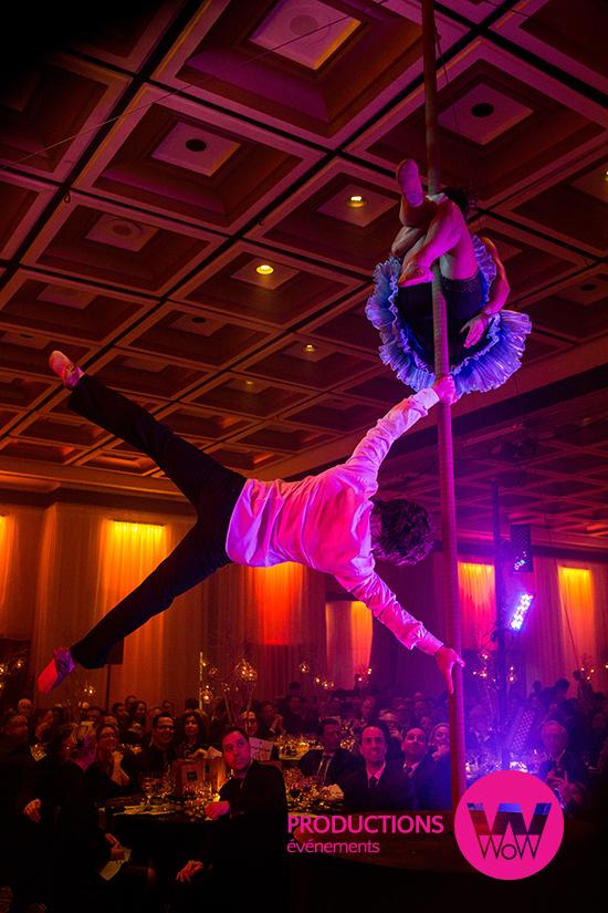 Artistes de cirque
