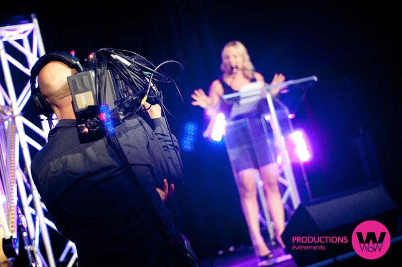 Cameraman-Animatrice