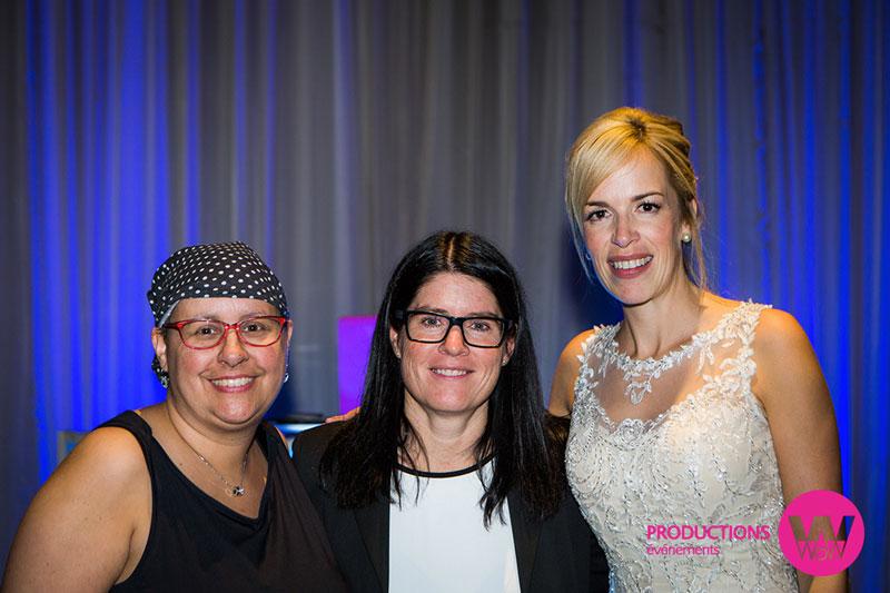 Celebrante-Melanie-Godmer,-DJ-Christine-Bock,-Mariee-Josiane-Bilodeau