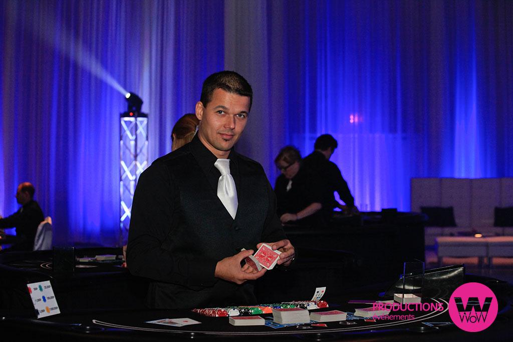 Croupier,-casino