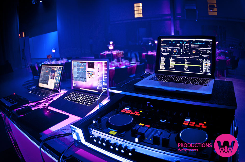DJ pour vos ambiances musicales dans vos party