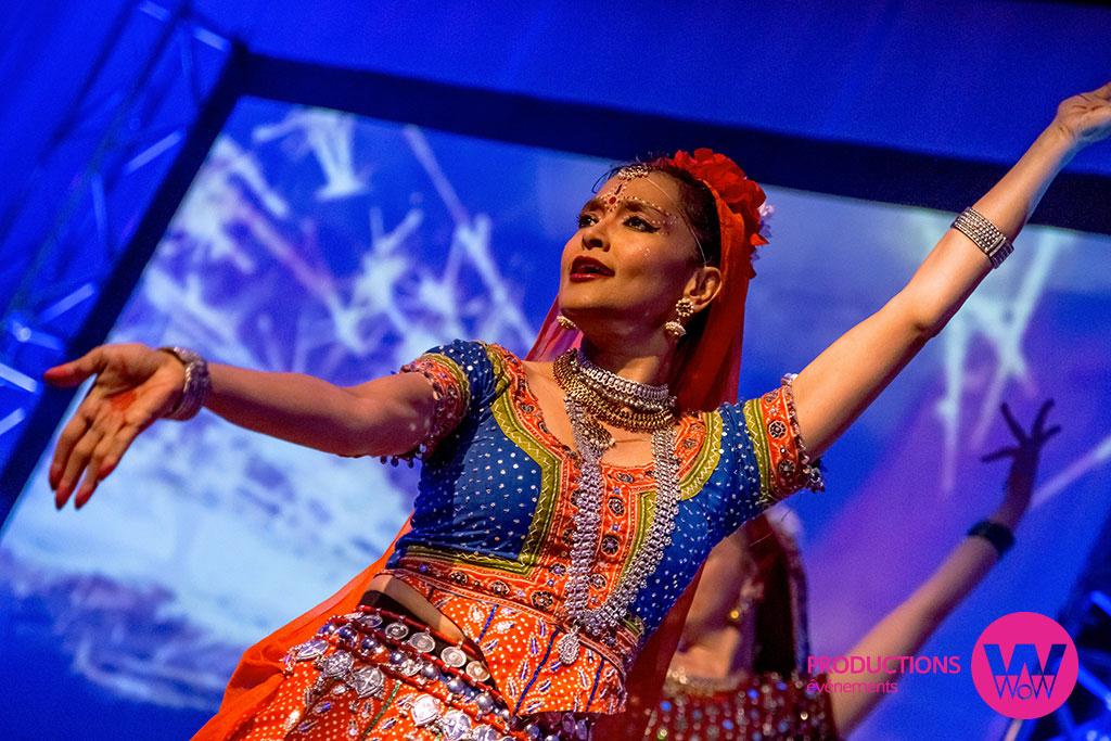 Danseuse-Indou