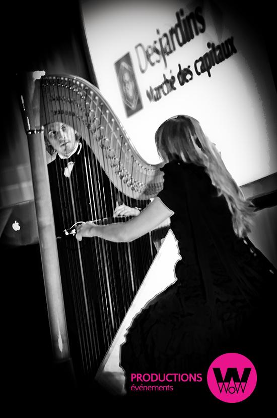 MMichele harpiste