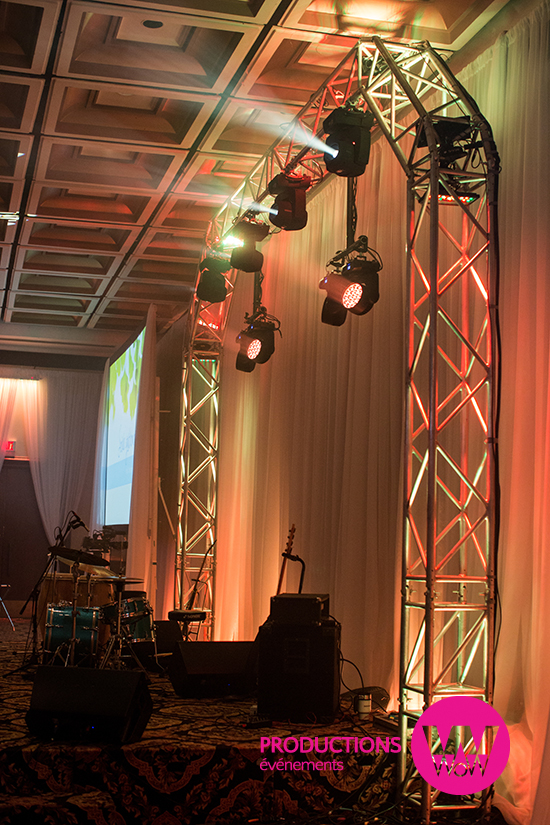 Pont-lumieres LED-Ecran