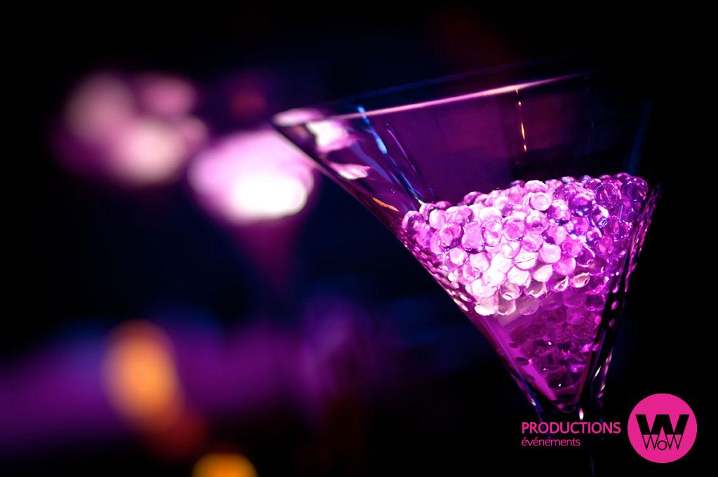 Verre-a-martini,-centre-de-table