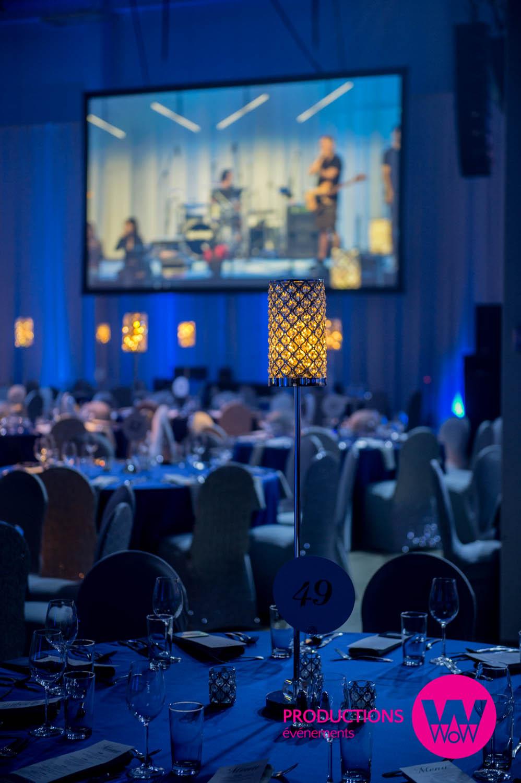 Événement écran géant, tablem, réception, mariage et congrès