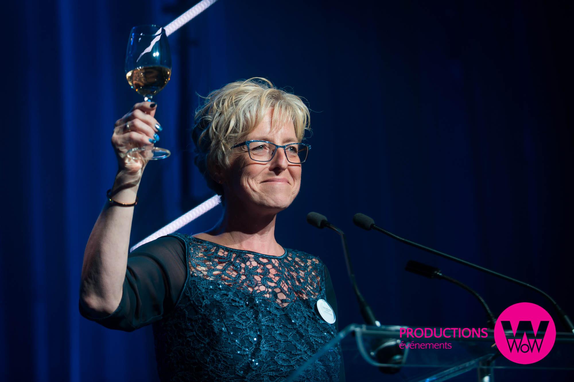 Présidente de Ben-Mor Lyne-Mireille Leduc